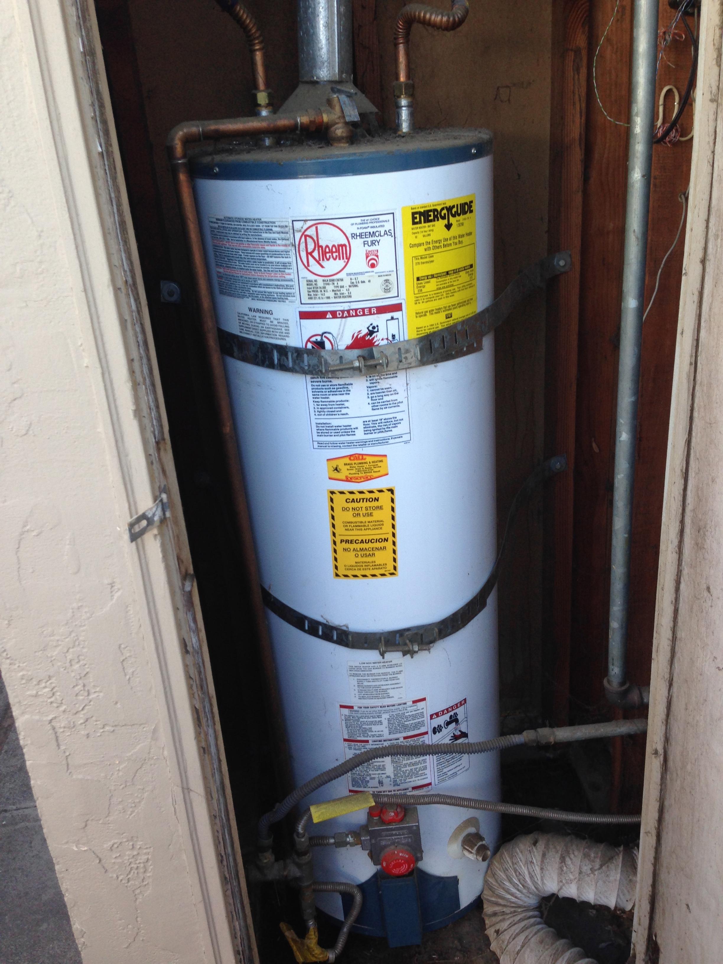 Water Heater | SJPI