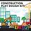 Thumbnail: Construction Play Dough Kit