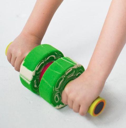 Pressure Foam Roller