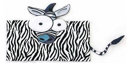 Zebra Lap Pad
