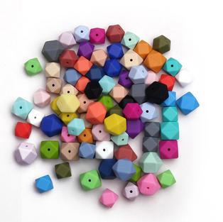 Hexagon Beads