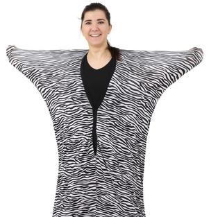 Zebra Body Socks