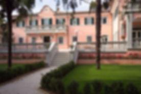 Villa Zuccari Front Garden and Terrace.j