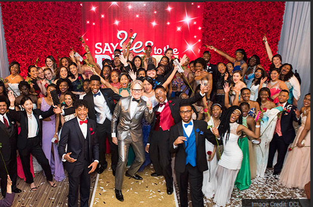 "TLC's ""Say Yes to the Prom"" 2016"