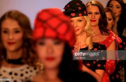 LA Fashion Week 2015.