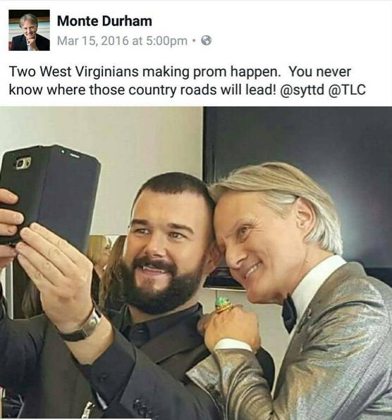 Monte Durham.