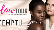 "Announcing the ""Airbrush MasterClass Glow Tour"" featuring TEMPTU"