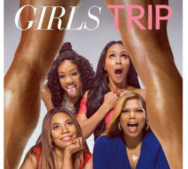 "A closer look at actress and last black unicorn Tiffany Haddish from the new movie ""Girls Trip&"