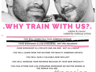 Why train with us?