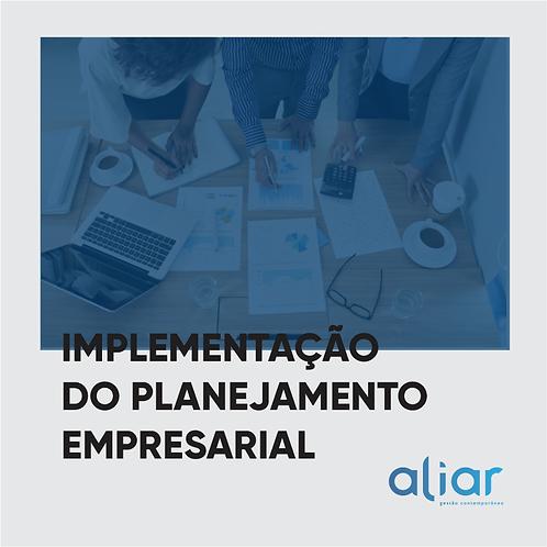 Implementação do Planejamento Empresarial Online - 6 Horas