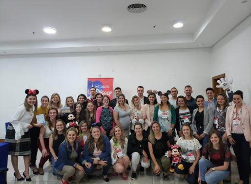 Caxias do Sul e Nova Petrópolis recebem a capacitação: Os conceitos Disney