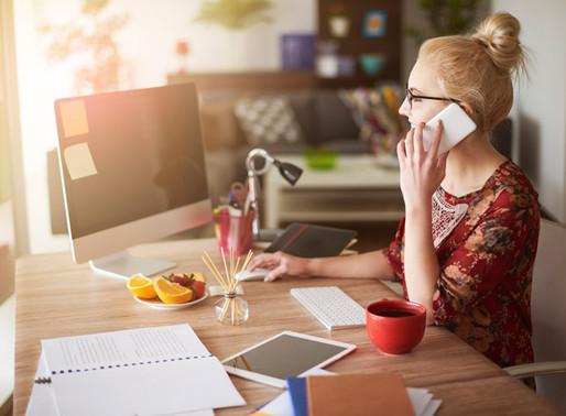 Home office como estratégia para geração de resultados