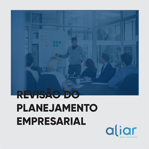 Revisão do Planejamento Empresarial Online - 8 Horas