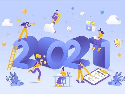 Um olhar para o Futuro - Grandes Mudanças e Business Trends 2021