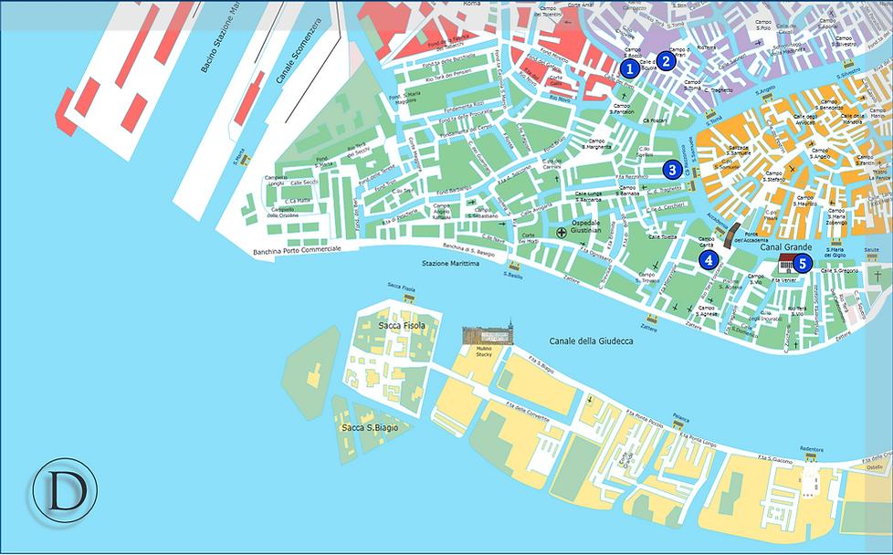 Venezia centro