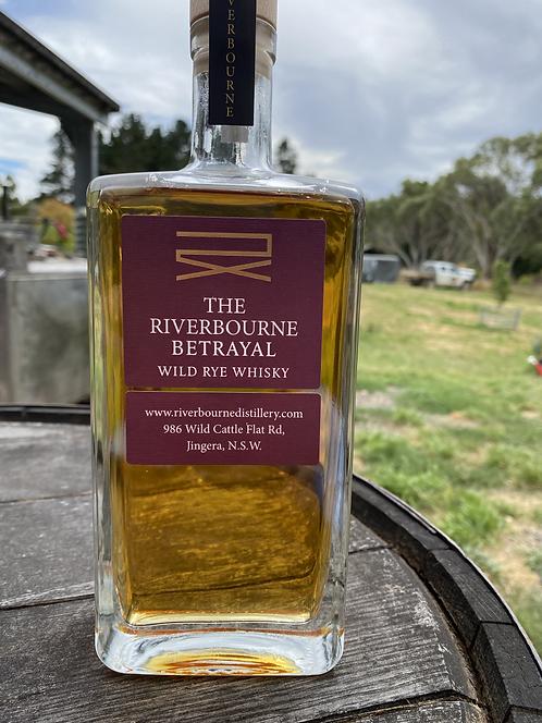 Riverbourne Betrayal #1 Wild Rye Whisky