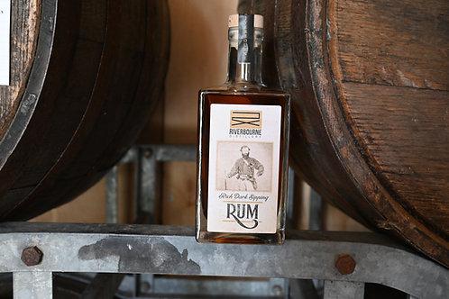 Riverbourne Dark Sipping Rum #8