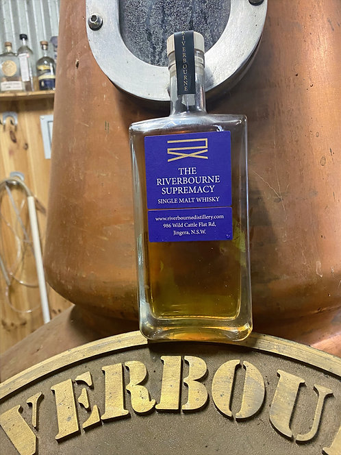 Riverbourne Supremacy #8 - Peated Whisky