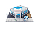 Álex Pina tienda web