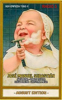 Alex Pina - Hoy Empieza Todo 2 - Radio 3 - José Manuel Sebastián