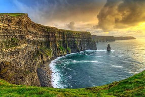 Cliffs of Moher, Co.Clare, Ireland.