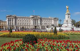 Buckingham palace, Westminister, London. England