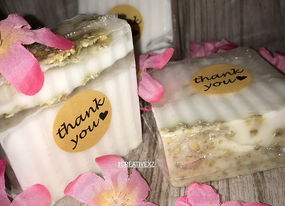 G-Oatmeal Soap