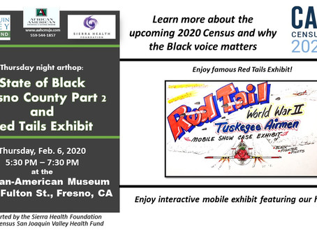 African-American Museum & San Joaquin Valley Health Fund to host Red Tails Exhibit and town hall