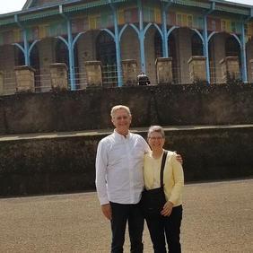 John & Lynne Hubers