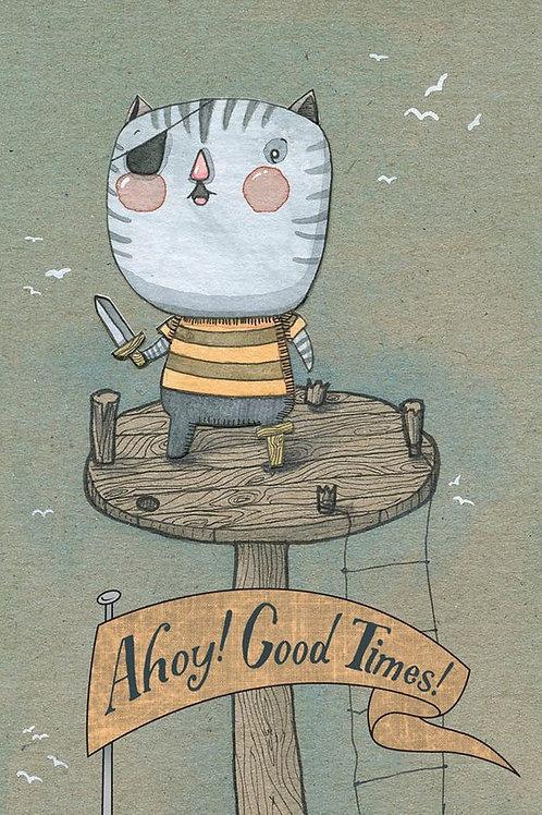 Ahoy Good Times