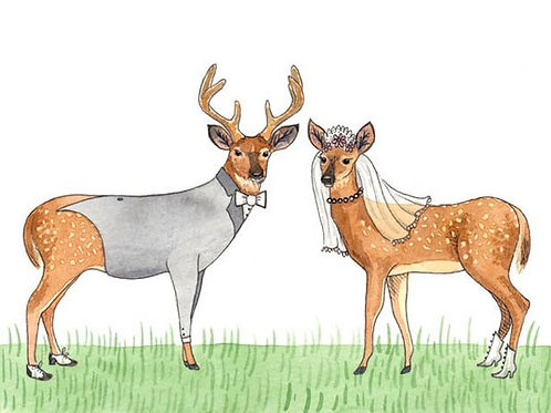 Deerly Beloved