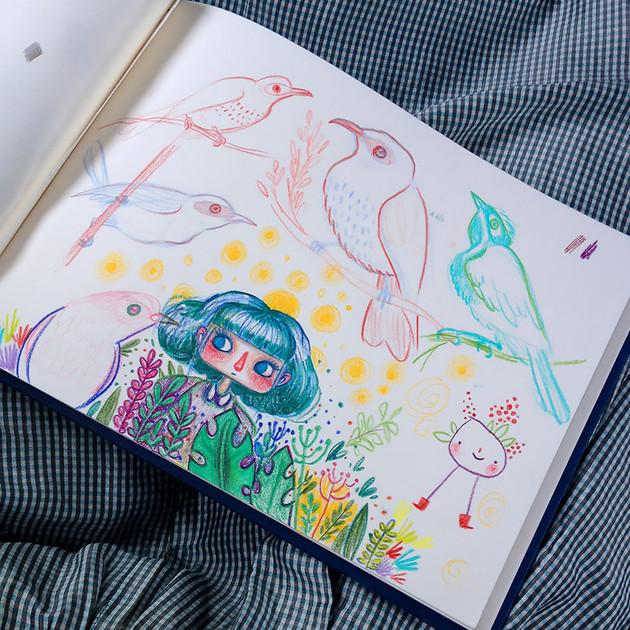 Sketchbook Doodles