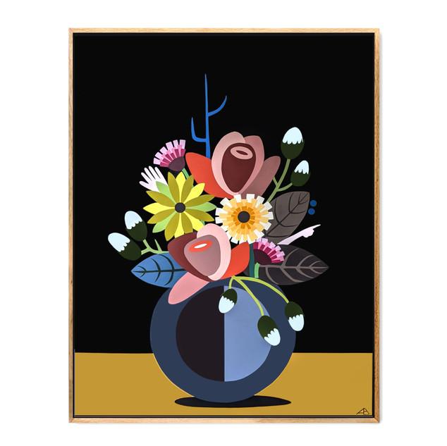 Still Life No.49 - Dedicated to Fridah Kahlo