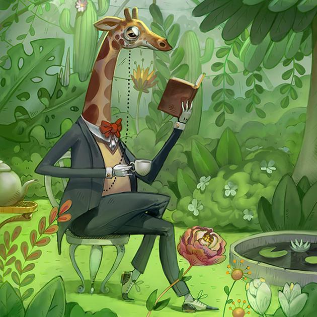 Mr. Giraffo