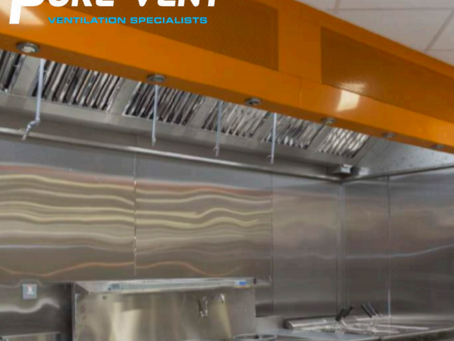 Grease & Odour Concerns In Your Commercial Kitchen.