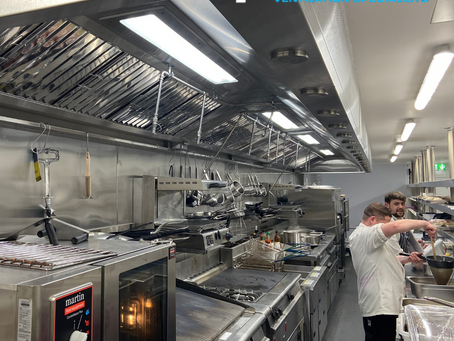 Commercial Kitchens - Health and Safety.