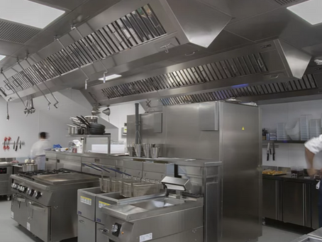 How to protect against fire spread in commercial kitchens