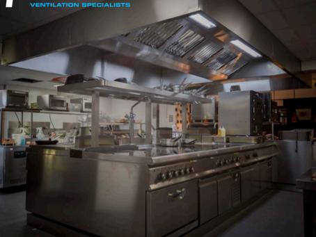 Benefits of Kitchen Ventilation Canopies