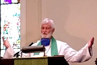 Rev. Dr. David McKane