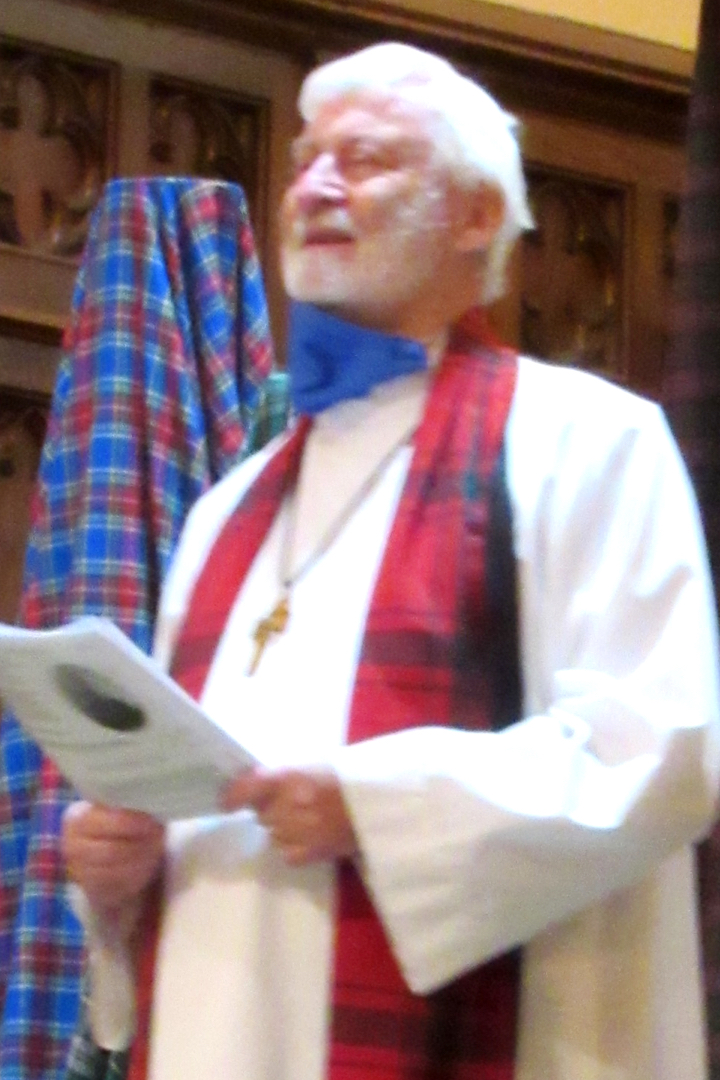 Prayers, Rev. Dr. David McKane