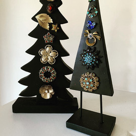 Bling Tree Decor