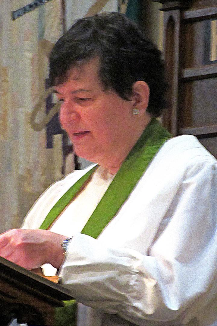 Scripture & Sermon, Rev. Ann Corbet