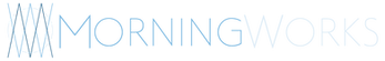 Final MorningWorks Logo in light blue.pn
