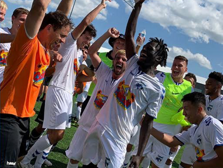 Raptors Win Heartland Super Cup!