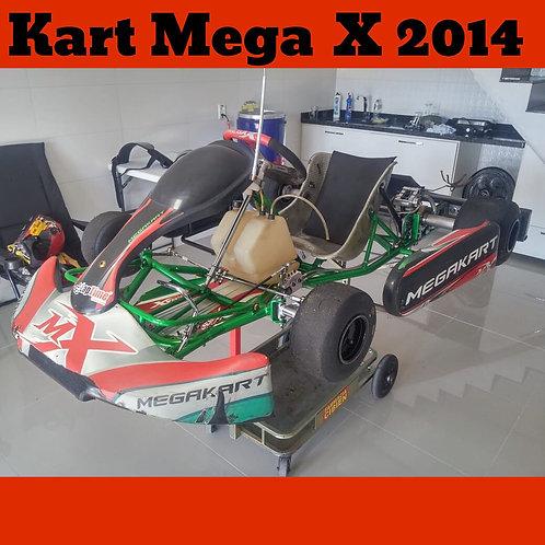 Kart Mega X 2014