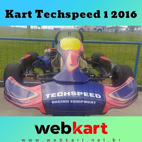 Kart Techspeed Tech 1 2016, com Motor KTT (1)
