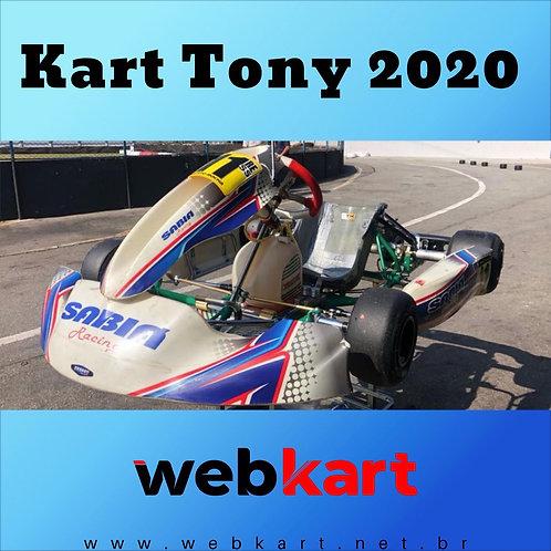 Kart Tony 2020