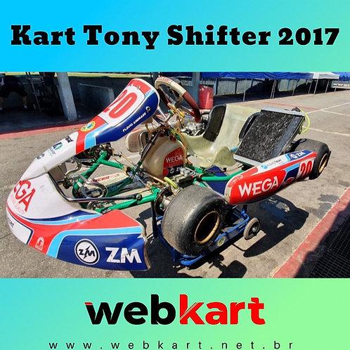 Kart Tony Shifter 2017