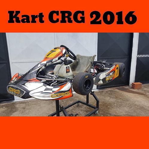 Kart CRG 2016