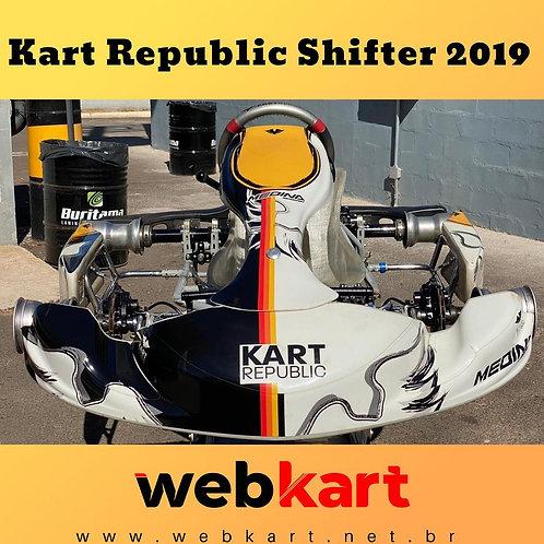 Kart Republic Shifter 2019